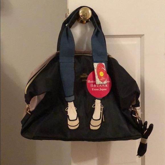 mis zapatos Handbags - Mis Zapatos tote